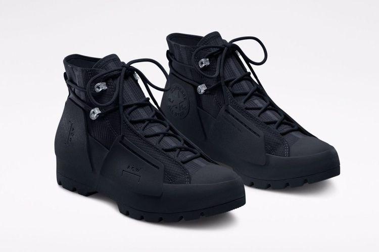Converse x A-Cold-Wall Chuck Taylor all-black