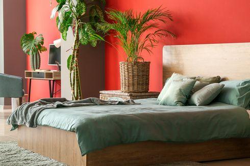 Jangan Mengecat Dinding Kamar Tidur dengan Warna Merah, Ini Sebabnya