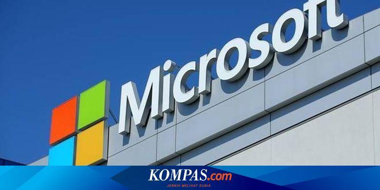 Setelah Unilever, Giliran Microsoft Berhenti Berik