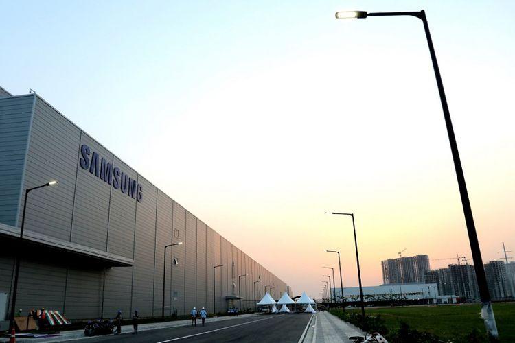 Pabrik Samsung