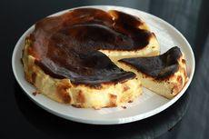 Resep Basque Cheesecake Khas Spanyol, Gampang Dibuat di Rumah