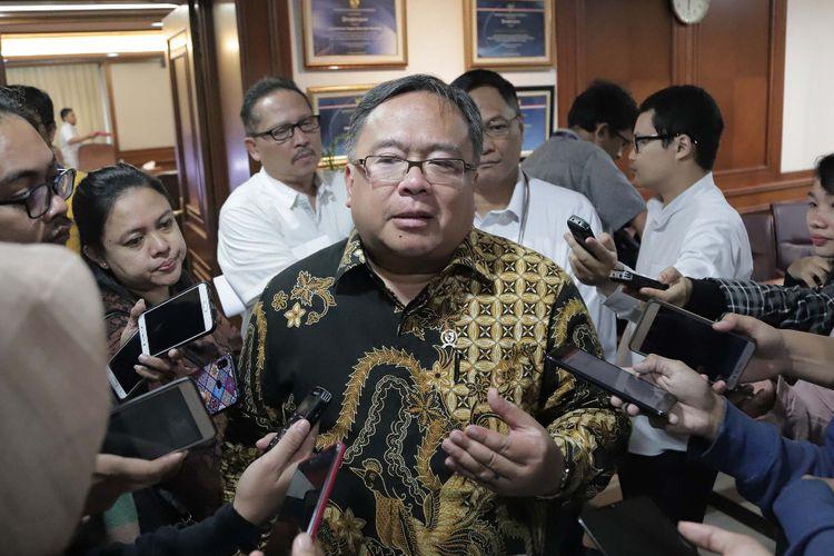 Menristek dan Kepala BRIN, Bambang Brodjonegoro telah mengumumkan 15 universitas penerima dana Penelitian dan Pengabdian Masyarakat (PPM) 2020 pada Senin, 27 Januari 2020 di Gedung BPPT, Jakarta.