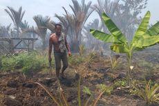 Pemerintah Upayakan Bantu Warga yang Kebunnya Terbakar akibat Karhutla di Kepulauan di Meranti