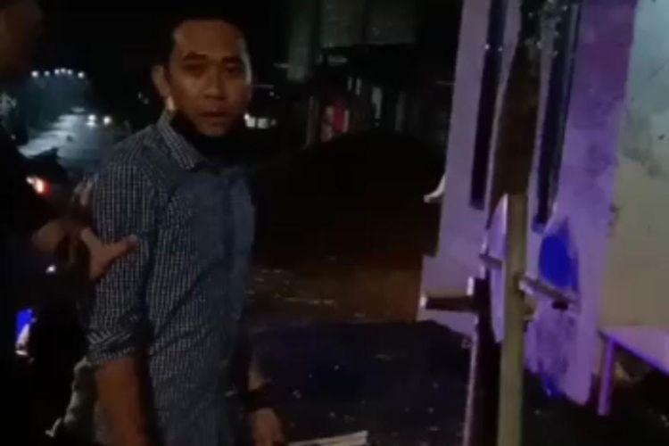 Imron Baihaqi, anggota DPRD Jember yang memukul ketua RT dilaporkan ke BK DPRD Jember
