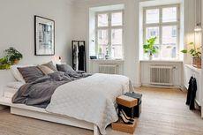 4 Inspirasi Kamar Tidur Bergaya Skandinavia
