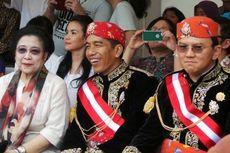 PDI-P: Mega dan Jokowi Itu Satu Koin yang Sama