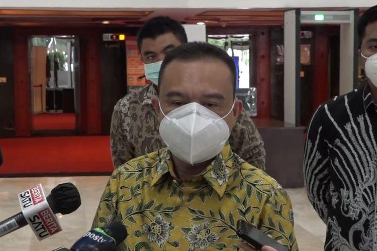 Wakil Ketua Dewan Perwakilan Rakyat (DPR) Republik Indonesia (RI) Sufmi Dasco Ahmad