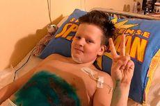 Ingin Terkenal di YouTube, Bocah Ini Kehilangan Kakinya karena Dilindas Kereta
