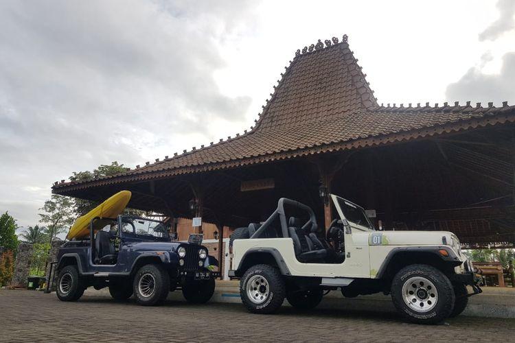 Jeep wisata di Kecamatan Borobudur, Jeep Explore Borobudur