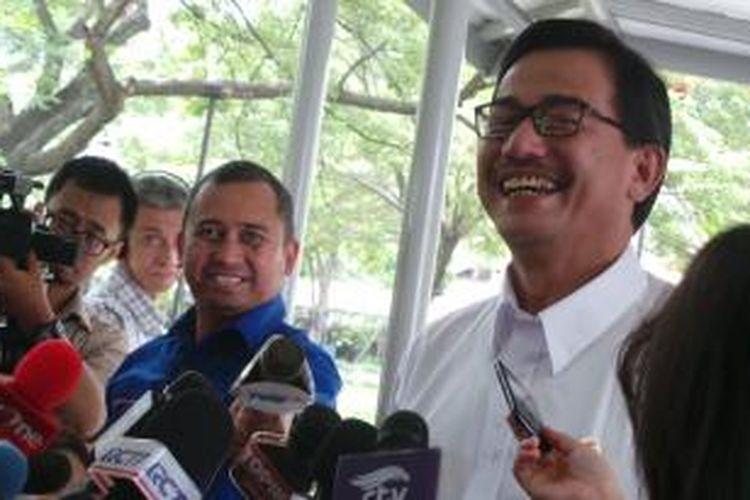 Menteri Agraria Ferry Mursidan Baldan