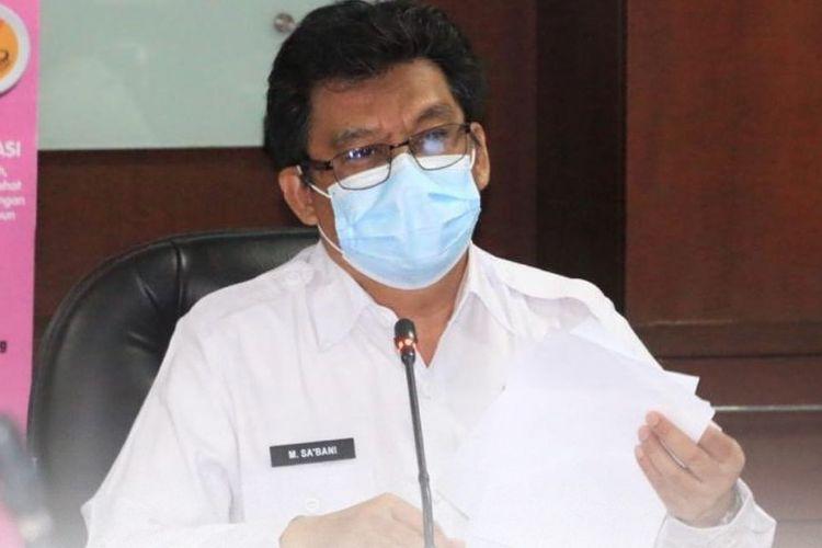 Sekretaris Provinsi (Sekprov) Kaltim, Muhammad Sabani.