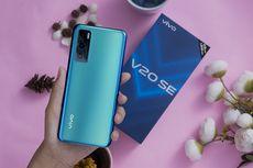 Vivo Tawarkan Bonus untuk Pemesan V20 SE Warna Aquamarine Green