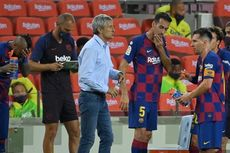 Barcelona Vs Bayern, Pelatih Barca Ungkap Strategi Redam Die Roten