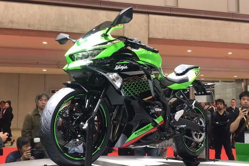 Bocoran Harga Kawasaki Ninja 250 4 Silinder, di Bawah Rp 75 Juta