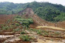 Kopassus Temukan Emas dan Uang di Lokasi Longsor Banjarnegara