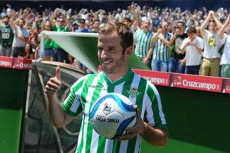 Gelandang baru Real Betis, Rafael Van Der Vaart