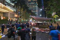 Polisi Tembak Gas Air Mata ke Titik Evakuasi Korban Luka di Kampus Atma Jaya