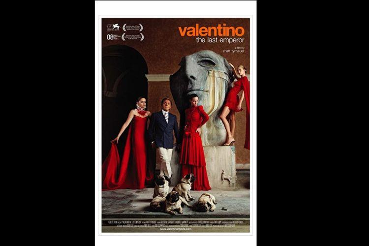 Poster film Valentino: The Last Emperor (2008)