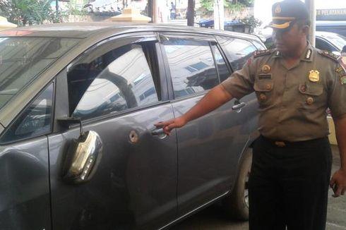 Kejar Pelaku Pencurian, Polisi Lepaskan Enam Tembakan