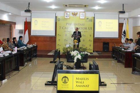 Mengenal 3 Besar Calon Rektor UI, Ikuti Profilnya
