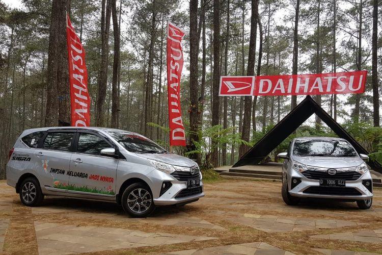 Daihatsu Sigra Facelift 2019