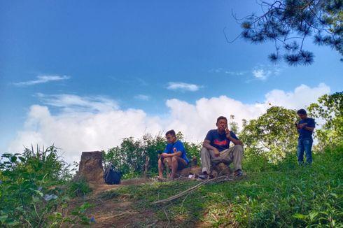 Menengok Desa Gunung Jampang Garut, Puluhan Tahun Tak Tersentuh Sinyal Ponsel dan Internet