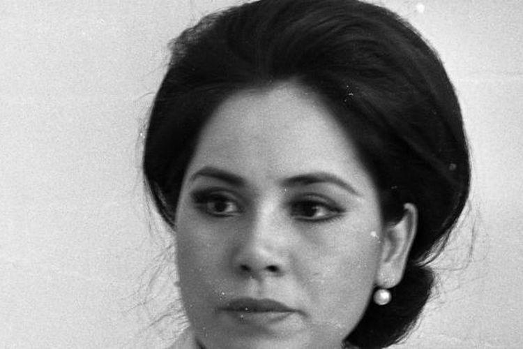 Dewi Soekarno, perempuan berdarah Jepang Istri Bung Karno