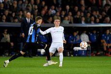 HT Club Brugge Vs Man City, The Citizens untuk Sementara Unggul 2-0