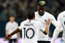 Mbappe dan Pogba Menangkan Perancis atas Rusia