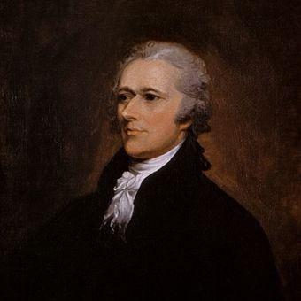 Alexander Hamilton. (Wikipedia)