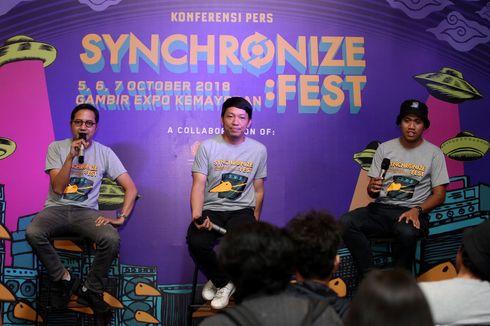 Untuk Kali Pertama Dewa 19 Akan Tampil di Synchronize Fest 2018