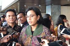 Seusai Bertemu Jokowi dan Mensesneg, Sri Mulyani Enggan Berkomentar