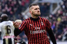 Susunan Peman SPAL Vs AC Milan, Rossoneri Kembali Andalkan Rebic