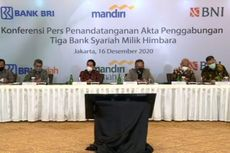 Pekan Ini, Izin Merger Bank Syariah Indonesia dari OJK Bakal Diterbitkan