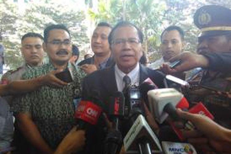 Menteri Koordinator Bidang Kemaritiman Rizal Ramli