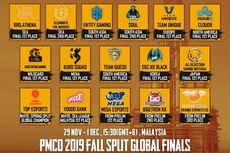 16 Tim Bertarung dalam Turnamen PUBG Mobile Club Open 2019