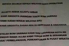 Surat Berisi Ancaman Teror di Bali Dikirim ke Kantor Camat Buleleng