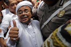 Sebelum Ada Wacana Rekonsiliasi Jokowi-Prabowo, Sudah Lama Rizieq Ingin Pulang