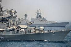 Tingkatkan Keamanan, India Kerahkan Dua Kapal Perang ke Teluk Persia
