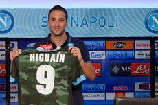 Hadapi Arsenal, Napoli Mainkan Higuain