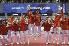 Kaleidoskop 2018, Asian Games, Asian Para Games, Rekor Marcus/Kevin