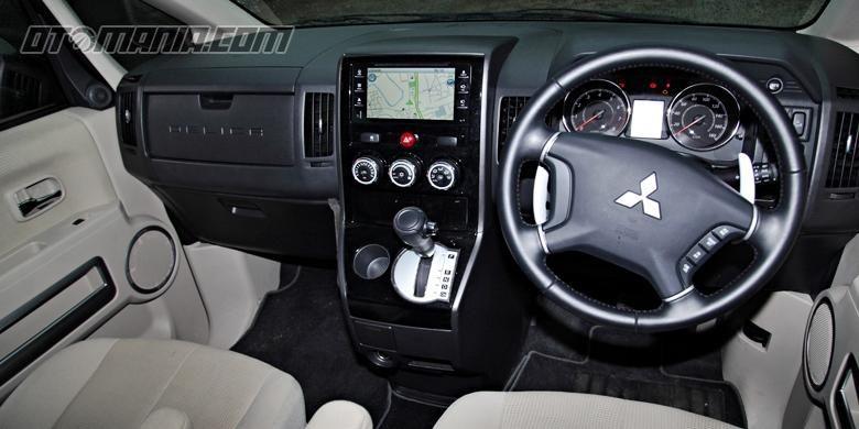 Kebersihan interior mobil