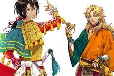 Olimpiade Tokyo 2020 dan Kreasi Seniman Jepang atas Karakter Samurai dari Beragam Bendera di Dunia