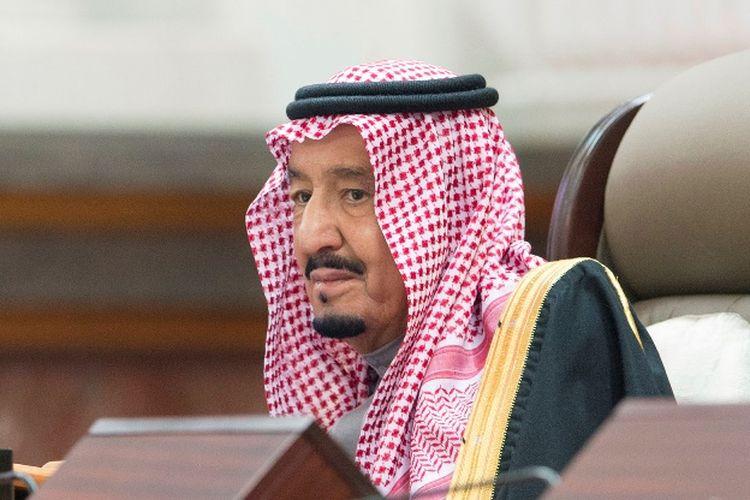 Raja Arab Saudi, Salman bin Abdulaziz al-Saud.