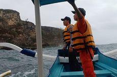 Mancing di Tebing Nusa Penida, Petani Hilang Diterjang Gelombang Tinggi