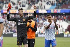 Kata De Gea Usai Selamatkan Penalti dan Bawa Man United Menang Dramatis