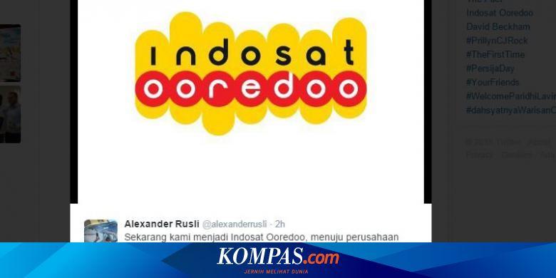Ini Dia Nama Dan Logo Baru Indosat