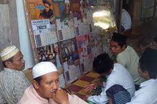 Pelayat Padati Rumah Duka Pengasuh Pondok Pesantren Lirboyo