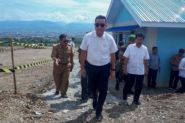 Awali Masa Tugas, Menteri Sosial RI Kunjungi Palu