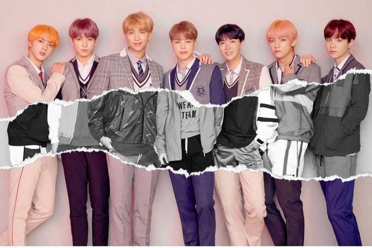 Boyband asal Korea Selatan BTS